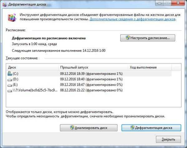 Скачать дефрагментация диска windows 7 программа скачать программу 3d аниматор